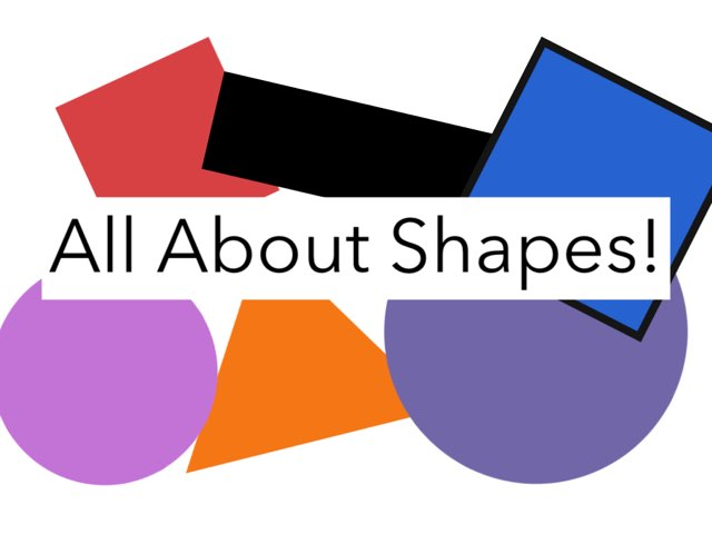 All About Shapes by Robin Gorey
