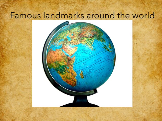 All Around The World by Sandford Hill