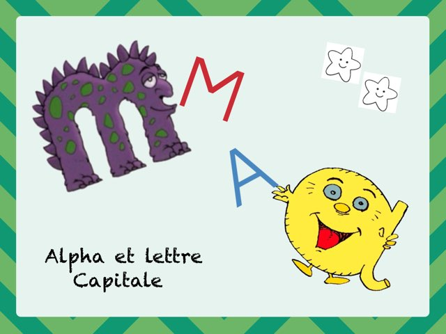 Alphas  Lettres Sons  2  by Marie S
