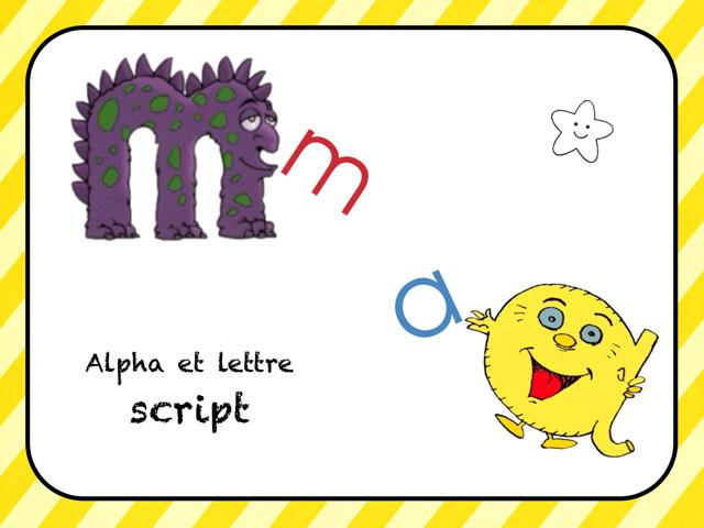 Alphas Lettres Sons 1 by Marie S