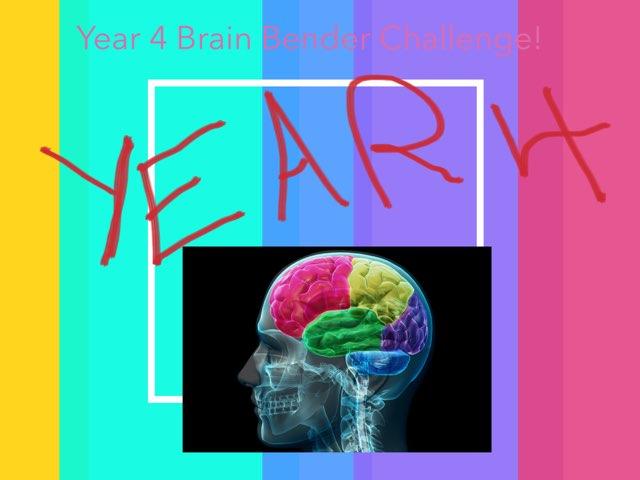Amelia's New Year 3 Brain Bender by Mr Matthews