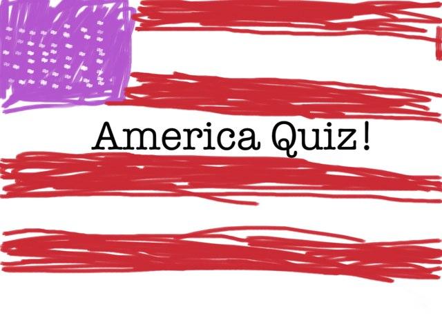 America Quiz by Summer School