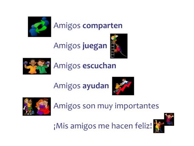 Amigos by Allison Shuda