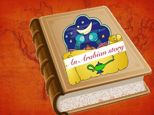 An Arabian Story by Tahani Alyasi
