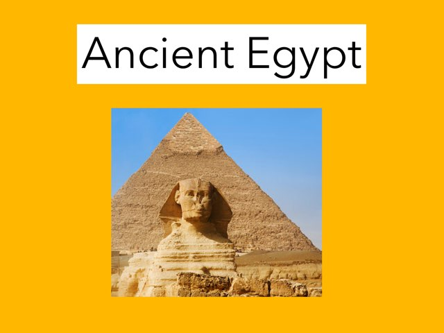 Ancient Egypt Music and Video by Maureen Nevers