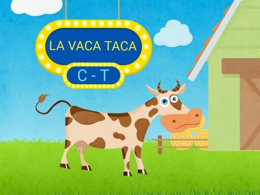 LA VACA TACA ( C-T ) by Gemma Babot