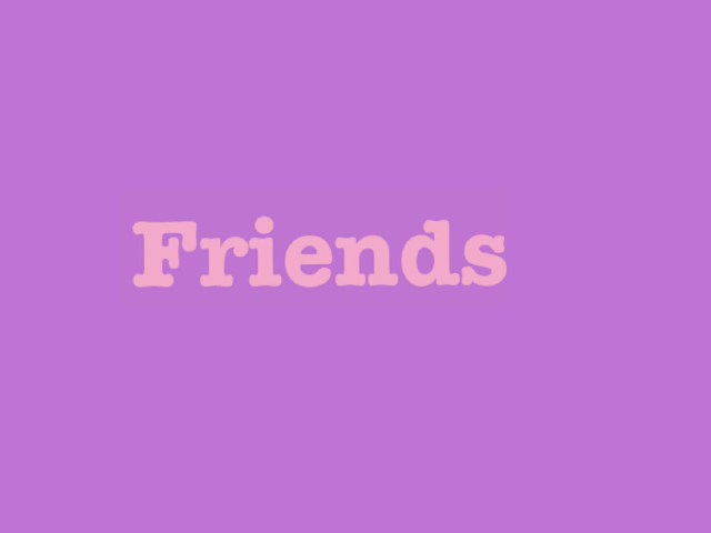 cute and friends by Lyric Arevalo