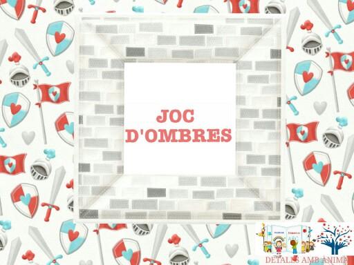 JOC D'OMBRES - ST. JORDI  by Detalls amb ànima