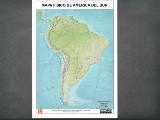 Sud america by David Mirón Guzmán