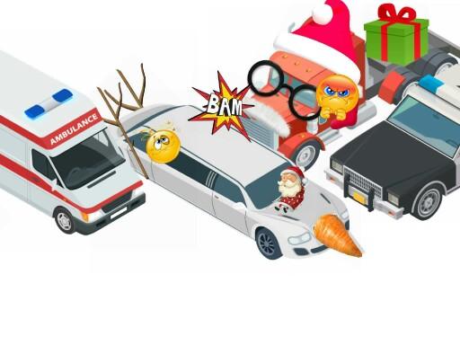 Santa vs Snow Man.    by Logan Chidster