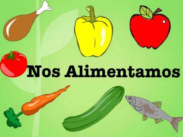 Nos Alimentamos by Eva Garcia Nieto