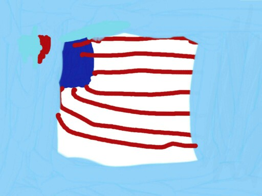 USA! by Nichole Guertin