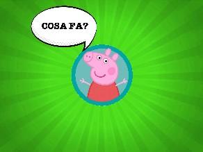 Peppa Pig by Silvia Lucchin