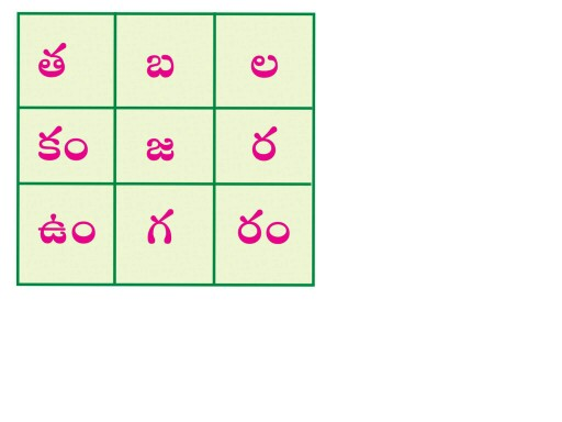 naveen telugu puzzle  by Naveen Noothi