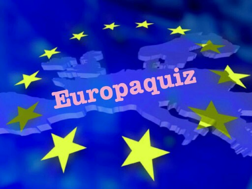 Europaquiz  by André Acer