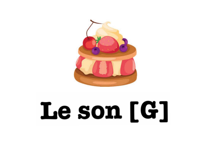 16. Le son [G] by Arnaud TILLON