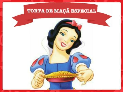 Torta de maçã especial by Tobrincando Ufrj