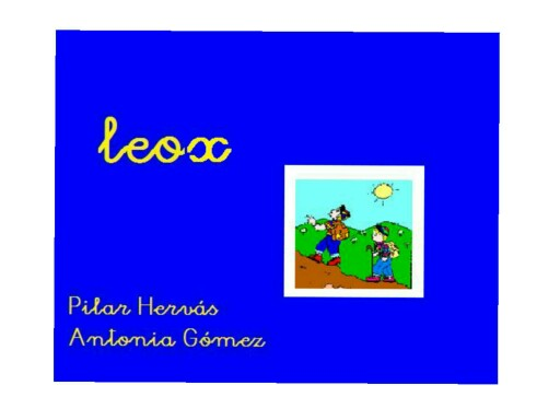 LEO CON LA X by pilitoninas primitivas