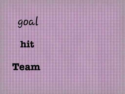 Goal by Magda Salim