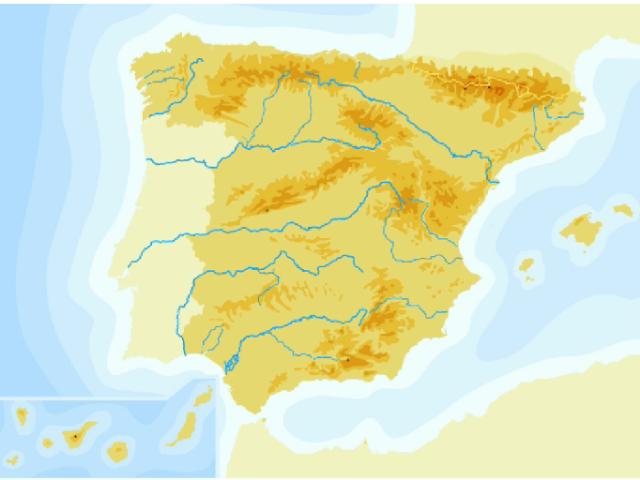 ríos de España by Lucía Rodríguez