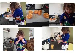 רונה מיץ תפוזים by Moran Baranes