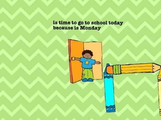 back to school by Nichole Guertin
