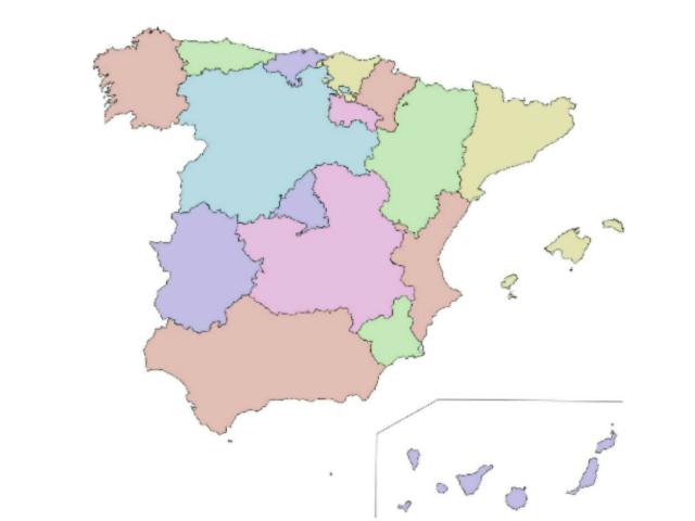 Juego de preguntas sobres  las provincias de España. by Atr776 null