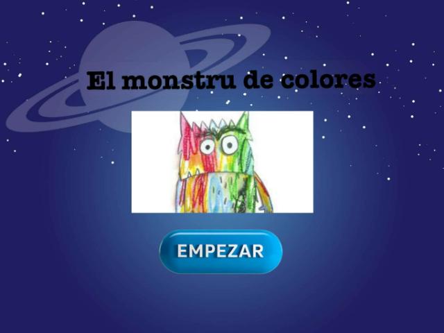El mounstruo de colores by dromano
