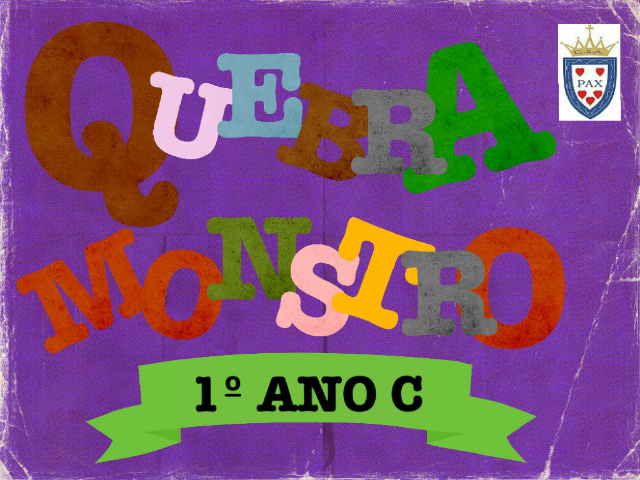 1 Ano c by Colegio  Santo Americo