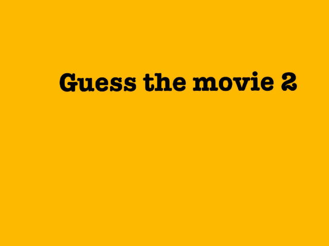 guess the movie 2 by mcpake family