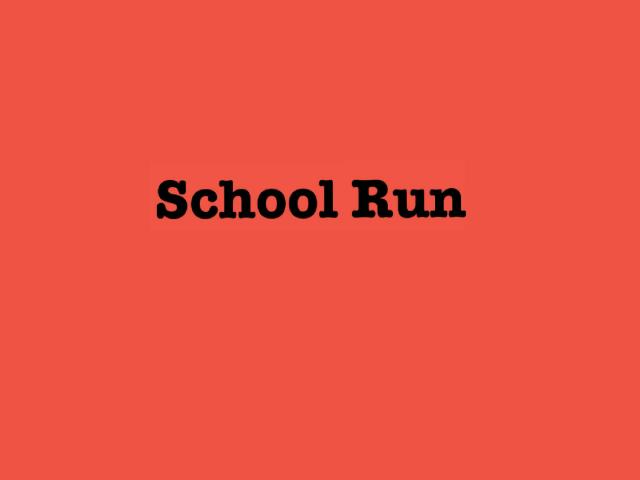 School Run by kyndil Villarreal