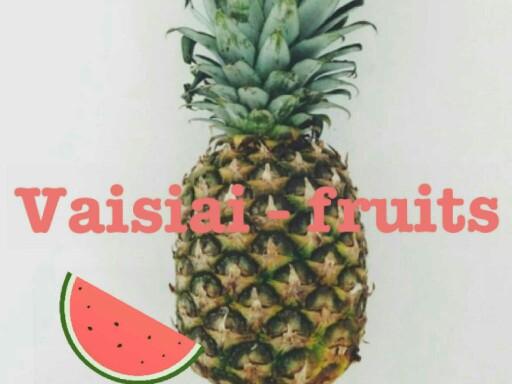 fruits v by Aurelija Dirginciene