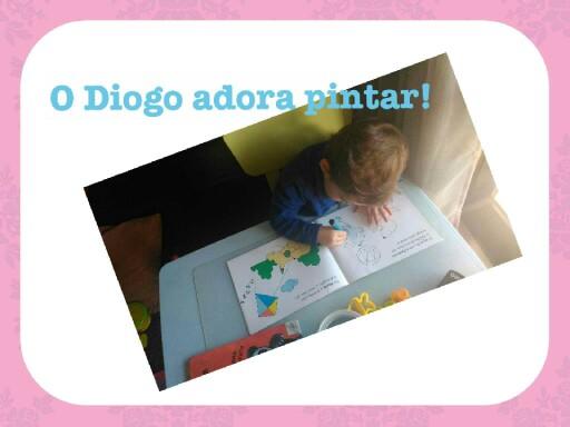 dia a dia do Diogo by Susana capitao