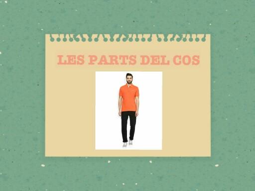 Aprenem les parts del cos  by Xavi Viñas Vilella