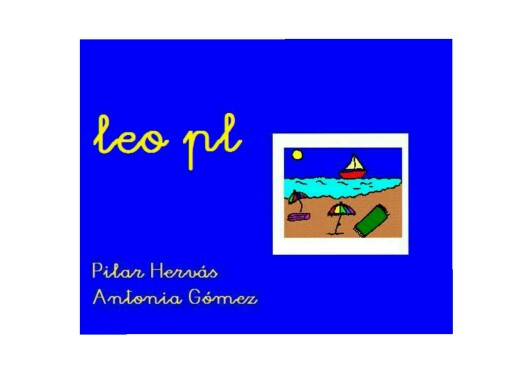 LEO CON PL by pilitoninas primitivas