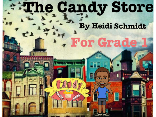 The Candy Store by heidi schmidt