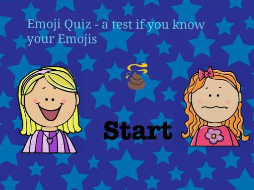 Emoji quiz and something... by jahaira martinez