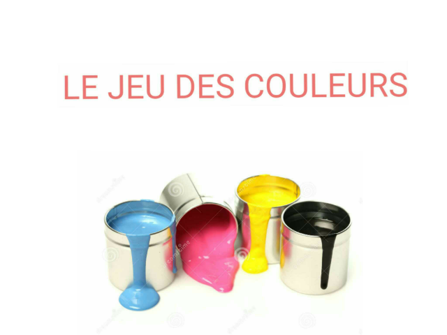Jeu des couleurs by Morgane Pi
