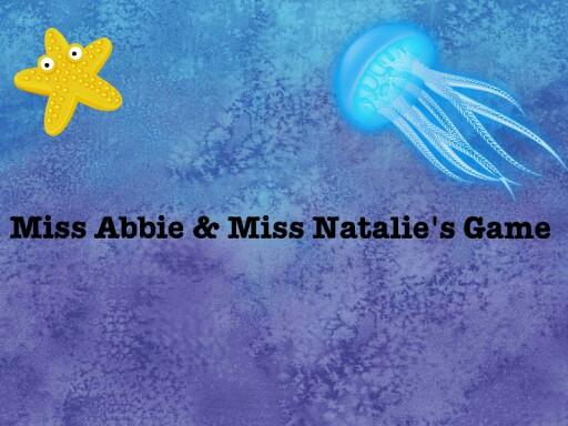 Miss Abbies Game by Abbie Marie