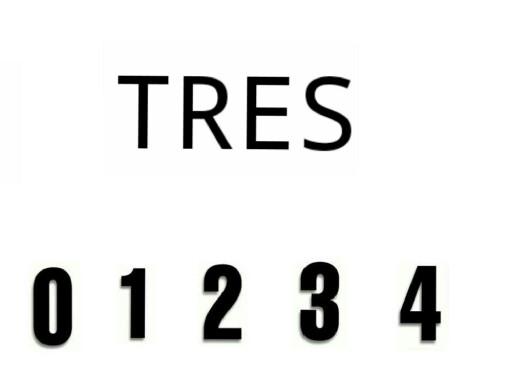 Relaciona els numeros by CEE AREMI LLEIDA