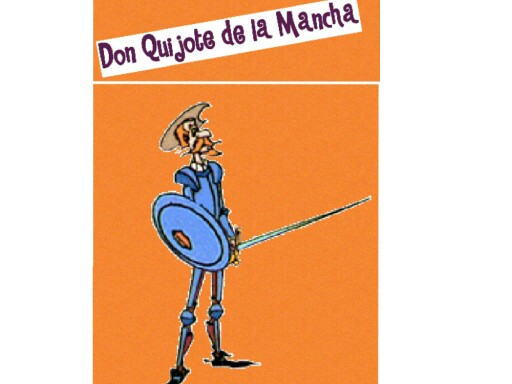 Don Quijote III by Eva Garcia Nieto