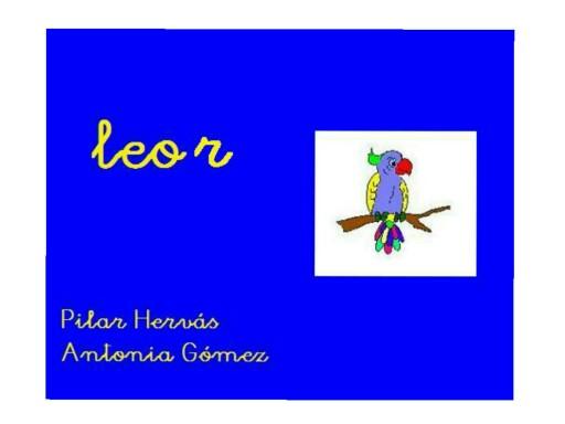 LEO CON LA ERE by pilitoninas primitivas