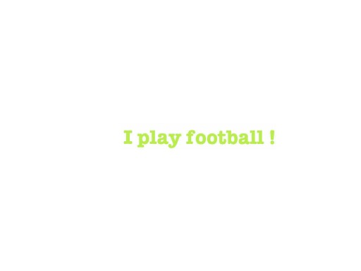 Puzzle Football by Andreas Rus