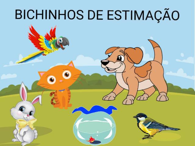 BICHINHOS DE ESTIMAÇÃO by Beatriz Branquinho