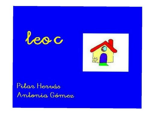 LEO CA CO CU by pilitoninas primitivas