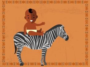 Zebra  by Alaa Sayed