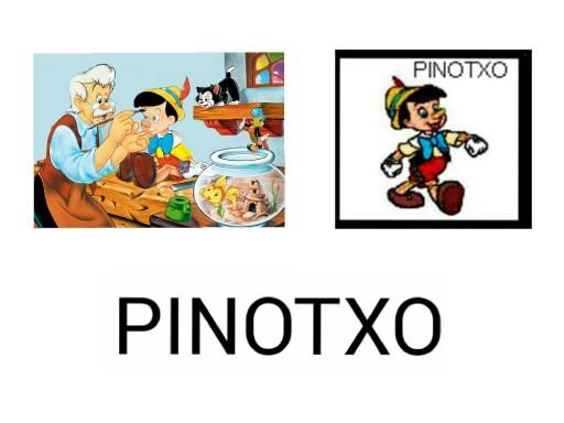 PINOTXO. by CEE AREMI LLEIDA