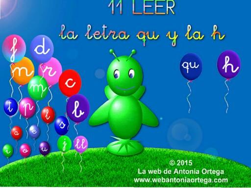 11 LEER H Y Q by Antonia Ortega López
