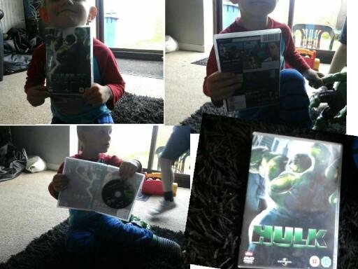 hulk dvds by mcpake family