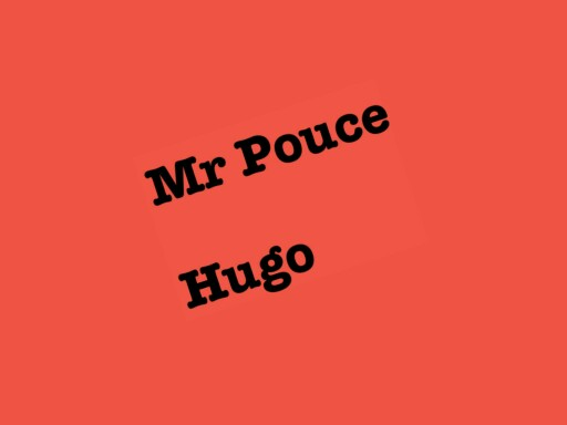 SRA Mr Pouce 2 by Serge Salvat
